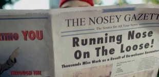 Stop the Running Nose